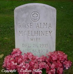 Rose Alma <I>Beaudry</I> McElhiney