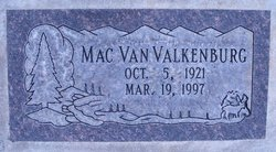 Mac Elwyn Van Valkenburg