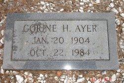 Margaret Corine <I>Henderson</I> Ayer