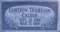 Cameron Thompson Calder