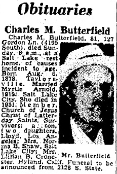Charles Mortimer Butterfield