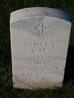 James T Gay