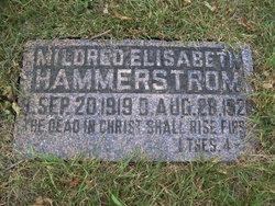Mildred Elisabeth Hammerstrom