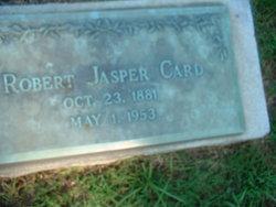 Robert Jasper Card