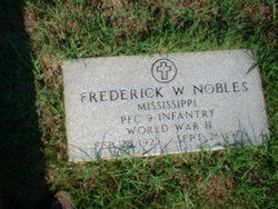 Frederick W Nobles