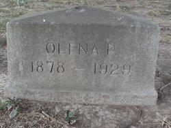 Olena Patience <I>Hollingsworth</I> Coombs