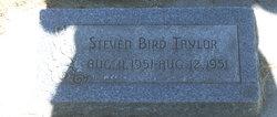 Steven Bird Taylor