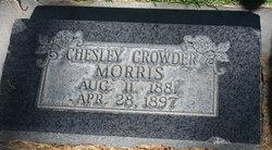 Chesley Morris