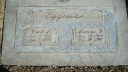 Cecil J Eggeman