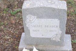 Sallie Braden