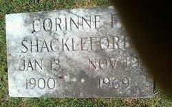 Corinne Overton <I>Few</I> Shackleford