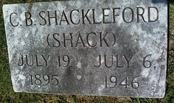 "Charles Brown ""Shack"" Shackleford Sr."