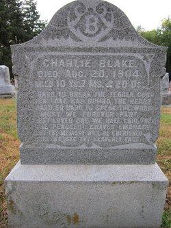 Charlie Blake