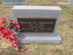 William Val Abernathy