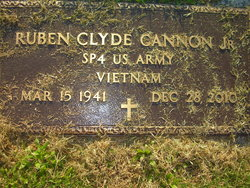 Ruben Clyde Cannon, Jr