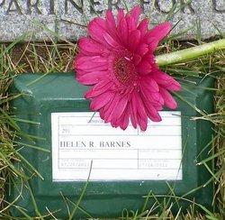 Helen R <I>Hurley</I> Barnes
