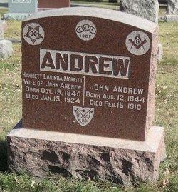John & Harriet L. Andrew