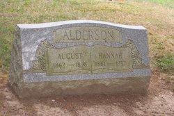 "August ""Gus"" Alderson"