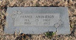 Fannie Anderson