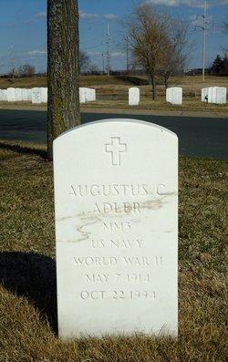 Augustus C Adler