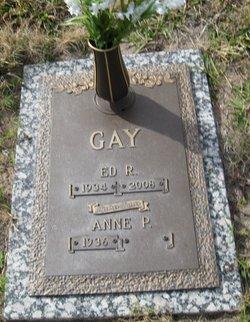 "Edgar Ronald ""Ed"" Gay, Sr"