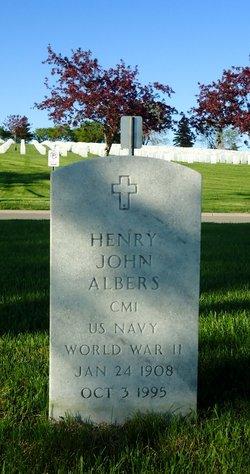Henry John Albers