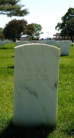 Rose A <I>Marx</I> Aleshire