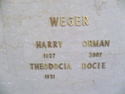 Harry O. Weger
