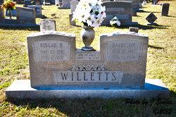 Harry Lee Willetts