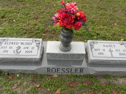 "Alfred James ""Buddy"" Roessler"