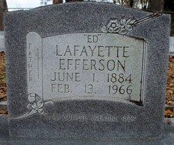 Lafayette Efferson
