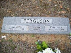 Evia Mae <I>Robertson</I> Ferguson