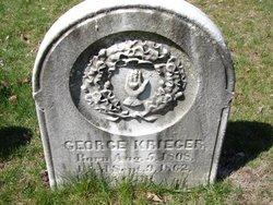 George Wilson Krieger