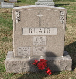 Esther M Blair