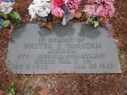 Walter Earl Van Horn