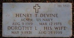 Henry Thomas Devine