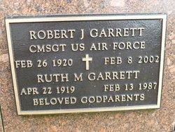 Ruth May Garrett