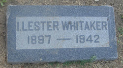 Isaac Lester Whitaker