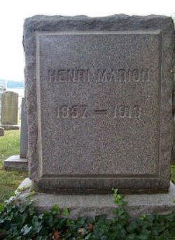 Henri Marion