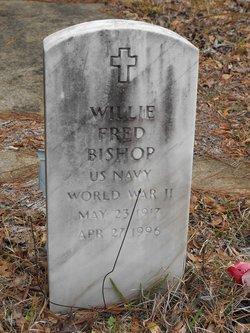 Willie Fred Bishop