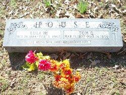 Eula <I>Humphries</I> House