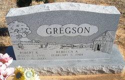 Robert Keith Gregson