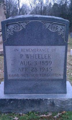 Preston Wheeler