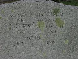 Claus A Hagstrom