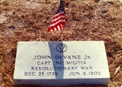 Capt John DeVane, Jr