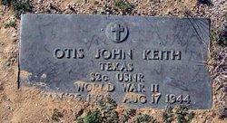 Otis John Keith