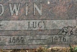 Lucy <I>Amber</I> Baldwin