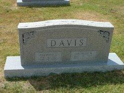Gertrude M. <I>Morgan</I> Davis