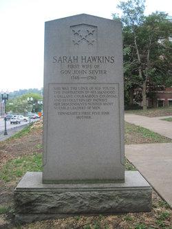 Sarah Jane <I>Hawkins</I> Sevier