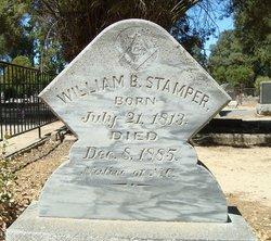 Dr William B Stamper